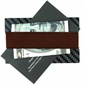Other - Money Clip Carbon Fiber Emergency Bottle Opener